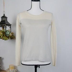 J.Crew Sweater Long Sleeve Wool Blend Pullover XXS